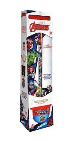 Jump Ball Marvel Avengers