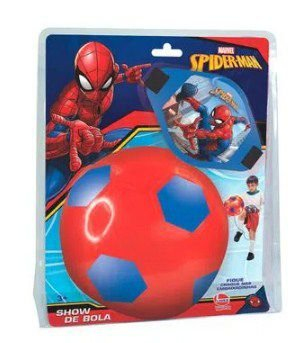 Show De Bola Spiderman