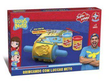 Super Massa Luccas Neto