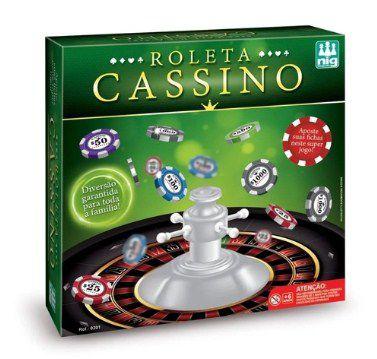 Jogo Roleta Cassino