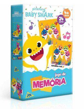 Jogo da Memória Baby Shark