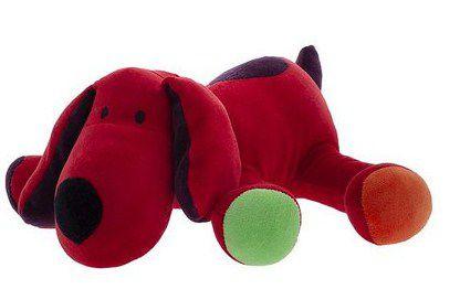 Cachorro Greg Vermelho