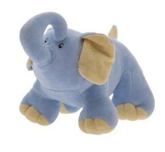 Elefante Baby Tonny Azul