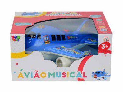 Avião Musical