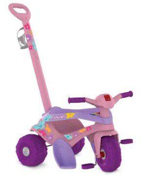 Triciclo Motoka Passeio Pedal Gatinha