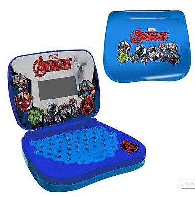 Laptop Avengers Bilingue