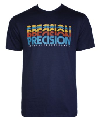 CAMISETA PRECISION 6007