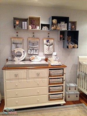 Papel de Parede Infantil e Bebê Estampado Pied-Poule IP1733