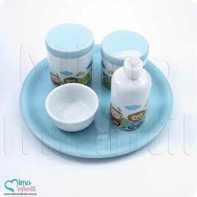Kit Higiene Bebê Safari 11