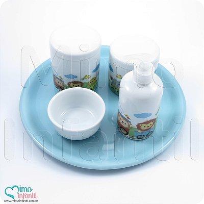 Kit Higiene Bebê Safari 10