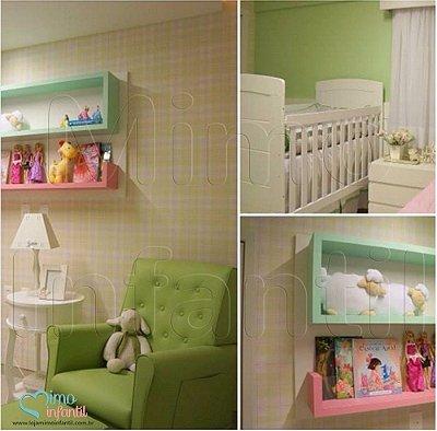 Papel de Parede Infantil e Bebê Xadrez (lavável, cola grátis, indicamos instalador) - FP811012