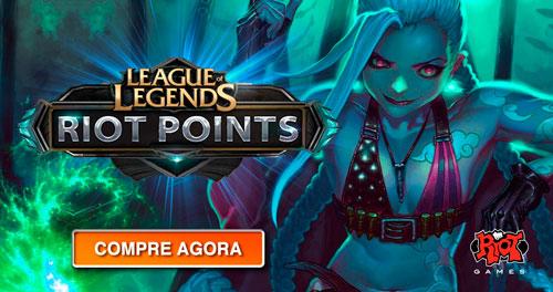RP de League Of legends