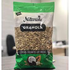 Granola Com Frutas Naturale 1Kg