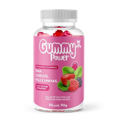 Gummy Power 30 dias