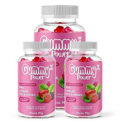 Gummy Power 90 dias