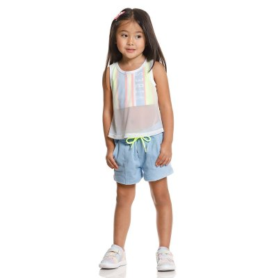 Poah Noah Conjunto Infantil Feminino 46617