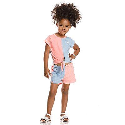 Poah Noah Conjunto Infantil Feminino 46603