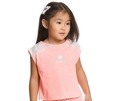 Poah Noah Conjunto Infantil Feminino 46502/46537