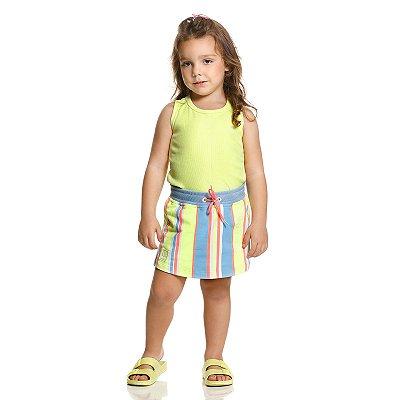 Poah Noah Conjunto Infantil Feminino 46630