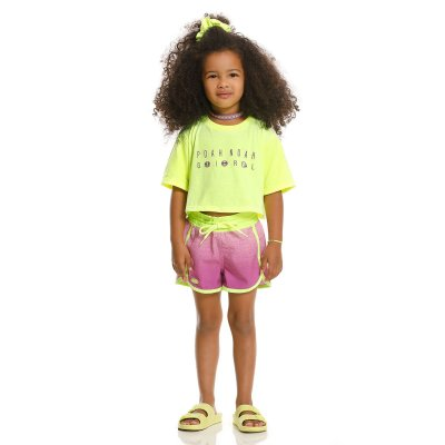 Poah Noah Conjunto Infantil Feminino 46619