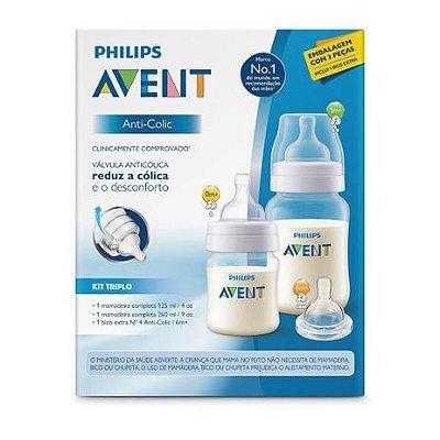 Philips Avent Brasil Kit Mamadeira SCD809/16