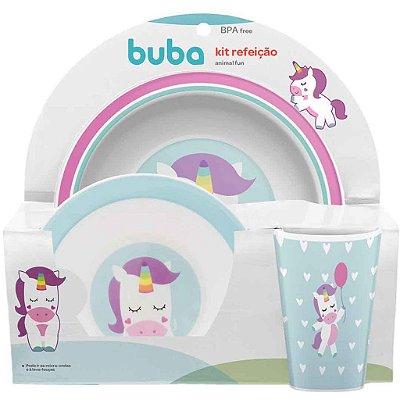 Buba Baby Kit Refeição para Bebês e Crianças 10737