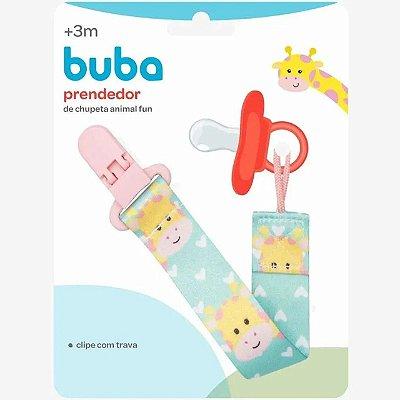 Buba Baby Prendedor de Chupeta Infantil para Bebês e Crianças 12049