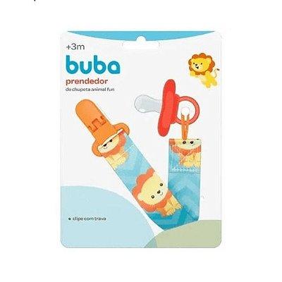 Buba Baby Prendedor de Chupeta Infantil para Bebês e Crianças 12047