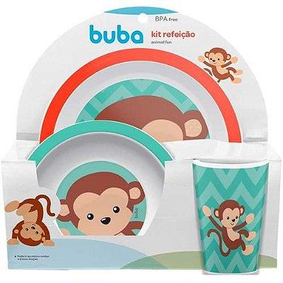 Buba Baby Kit Refeição para Bebês e Crianças 10735