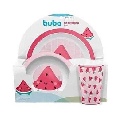 Buba Baby Kit Refeição para Bebês e Crianças 12746