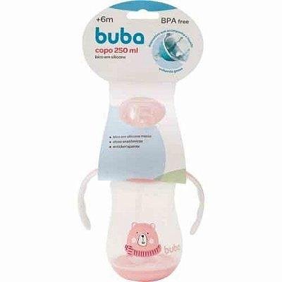 Buba Baby Copo Alimentação Infantil para Bebê FEM 08237