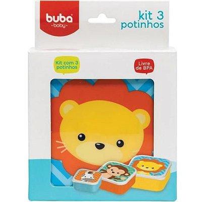 Buba Baby Kit Potes para Bebês e crianças 11383