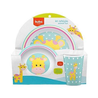 Buba Baby Kit Refeição para Bebês e Crianças 10736