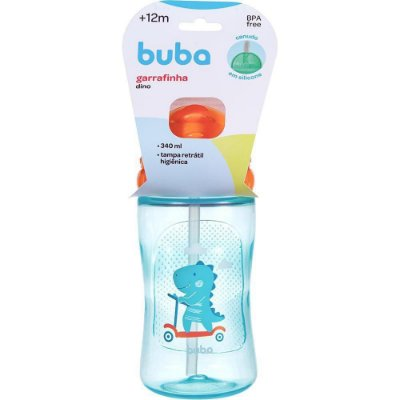 Buba Baby Garrafa Alimentação Infantil para Bebê 13773