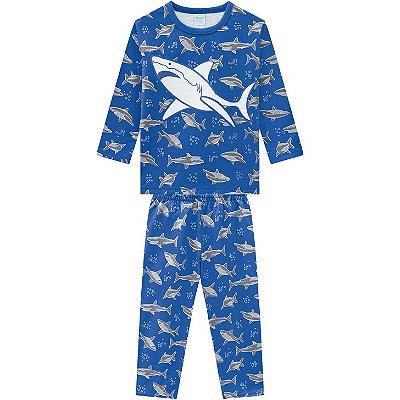 Kyly Pijama Infantil Masculino Manga Longa 207549