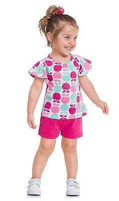 Kyly Conjunto Infantil Feminino 109.622