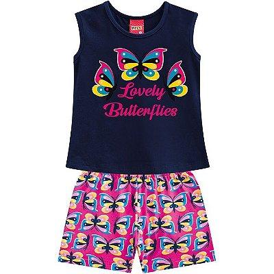 Kyly Conjunto Infantil Feminino 110196