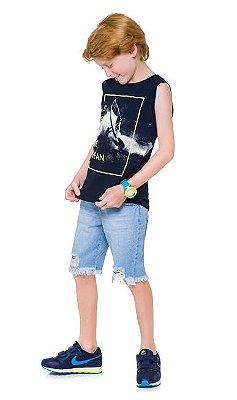 Kyly Camiseta Regata Infantil Masculina 110305