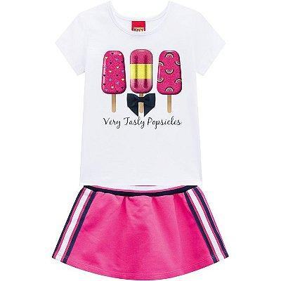 Kyly Conjunto Infantil Feminino 110231