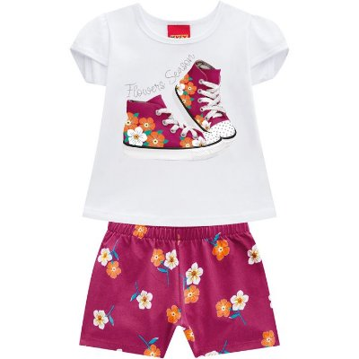 Kyly Conjunto Infantil Feminino 110201