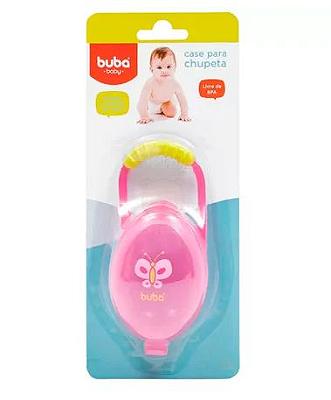 Buba Baby Porta Chupeta Feminina 5824