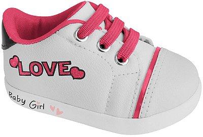 Pampili Tenis BB Feminino 108085 Pink