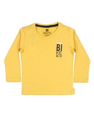 Banana Danger Camiseta Infantil Masculino Manga Longa 43209