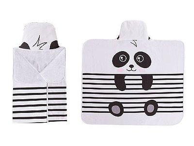 Colibri Toalha De Banho Bebe 48010 Cor Panda