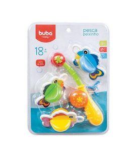 Buba Baby Brinquedo 6057 Cor Peixe