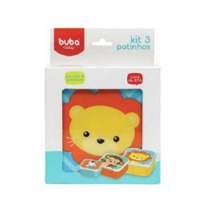Buba Baby Kit Potes 08931 Cor Colorido