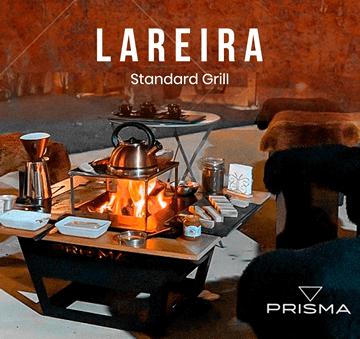 Lareira Standart Grill - Prisma Grill