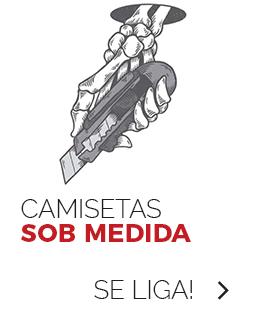 CAMISETAS SOB MEDIDA