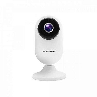Câmera Interna Inteligente Full HD Wi-Fi SE223 Branca MULTILASER