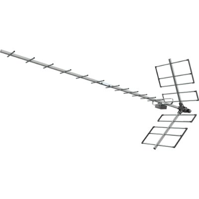 Antena Digital UHF YAGI 18 PROHD1118 PROELETRONIC